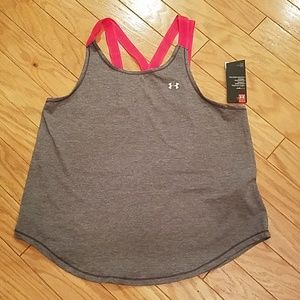 2/$40 NWT size L Under Armour tank